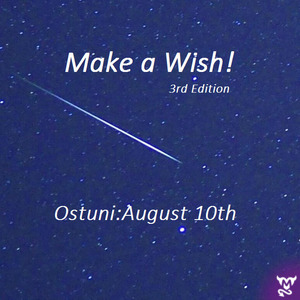 """MAKE A WISH!"" LA NOTTE DEL DESIDERIO"