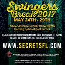 Swingers Break 2017 - May 24-29 @ Secrets