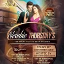Newbie Thursday @ Secrets
