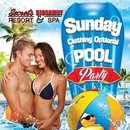 Sunday Clothing Optional Pool Party @ Secrets