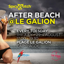 SpicyMatch After Beach @ Le Galion