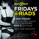 SpicyMatch Fridays @ RIAD5