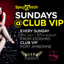 SpicyMatch Sundays @ Club VIP