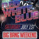 Red White & Blue - Big Bang Weekend Takeover