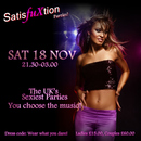 SATISFUXTION PARTY!