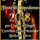 CAPODANNO 2018 ALL' EUPHORIA!!!
