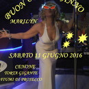 """ BUON COMPLEANNO MARILYN """