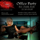 THE SEXY OFFICE PARTY!