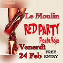"RED PARTY "" FIESTA ROJA """