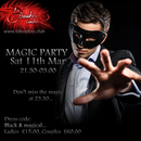 THE MAGIC PARTY!