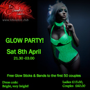 THE GLOW PARTY!