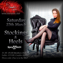 THE SM STOCKING & HEELS PARTY!