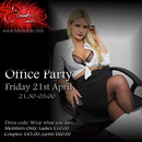 THE OFFICE PARTY!
