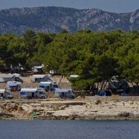 Nudist Vrboska Camping & Beach