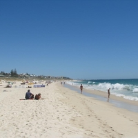 North Swanbourne Beach