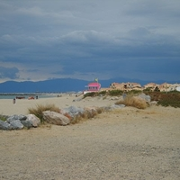 Plage des Villages Naturistes de Port Leucate